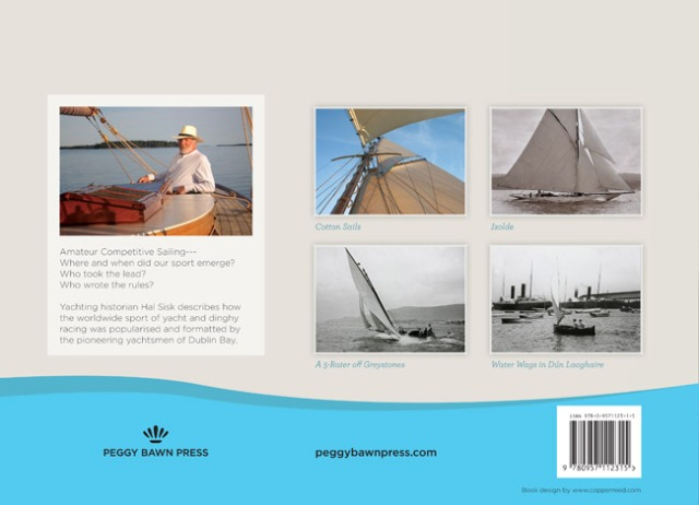 Dublin Bay The Cradle of Yacht Racing Back Cover