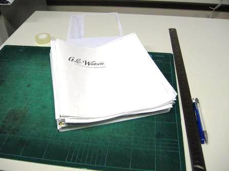 Printers Proofs 3