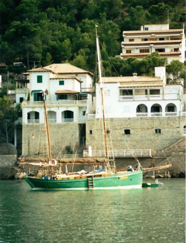 Sireadh st Puerto de Andraitx, 1991