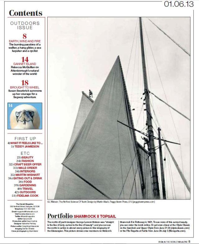 Herald Mag 1 June 2013